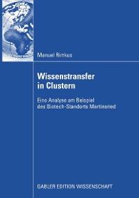 Cover Wissenstransfer in Clustern