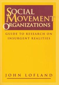 Cover Social Movement Organizations