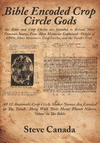 Cover Bible Encoded Crop Circle Gods