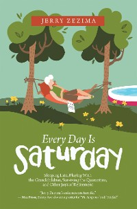 Cover Every Day Is Saturday