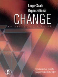 Cover Large-Scale Organizational Change