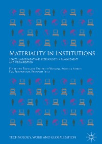 Cover Materiality in Institutions