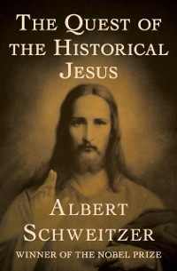 Cover Quest of the Historical Jesus