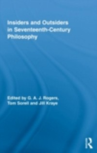 Cover Insiders and Outsiders in Seventeenth-Century Philosophy