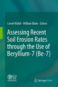 Cover Assessing Recent Soil Erosion Rates through the Use of Beryllium-7 (Be-7)
