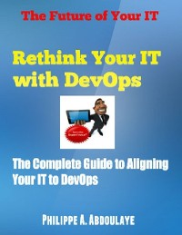 Cover Reinventing Your IT with DevOps