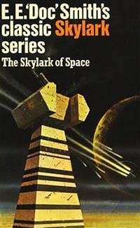 Cover The Skylark of Space