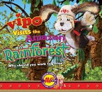 Cover Vipo Visits the Amazon Rainforest