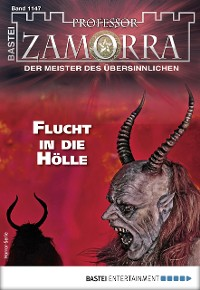 Cover Professor Zamorra 1147 - Horror-Serie