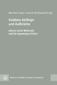 Cover Goldene Anfänge und Aufbrüche