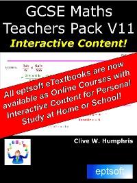 Cover GCSE Maths Teachers Pack V11