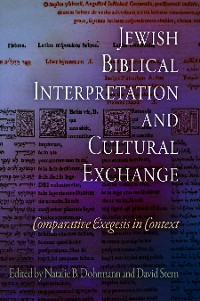 Cover Jewish Biblical Interpretation and Cultural Exchange