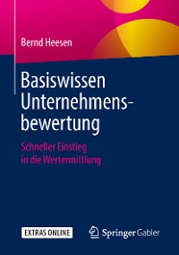 Cover Basiswissen Unternehmensbewertung