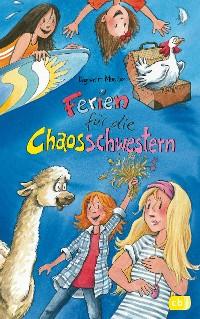Cover Ferien für die Chaosschwestern