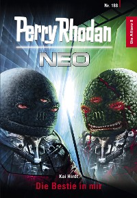 Cover Perry Rhodan Neo 188: Die Bestie in mir