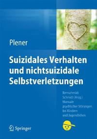 Cover Suizidales Verhalten und nichtsuizidale Selbstverletzungen