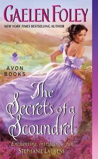 Cover Secrets of a Scoundrel