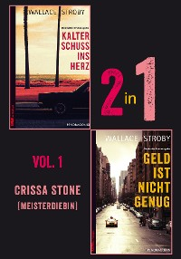 Cover Crissa Stone Bundle - Vol. 1