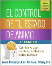 Cover El control de tu estado de ánimo, Segunda edición