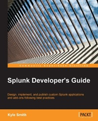 Cover Splunk Developer's Guide
