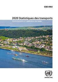 Cover 2020 Statistiques des transports pour l'Europe et l'Amérique du Nord