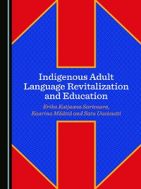 Cover Indigenous Adult Language Revitalization and Education