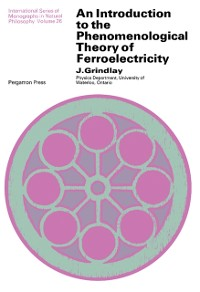 Cover Introduction to the Phenomenological Theory of Ferroelectricity