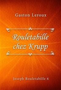 Cover Rouletabille chez Krupp