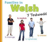 Cover Families in Welsh: Y Teuluoedd