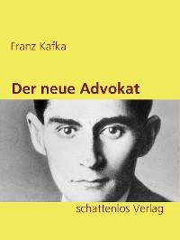 Cover Der neue Advokat