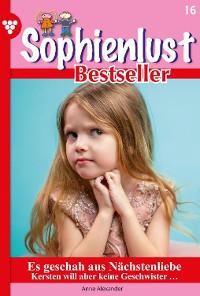 Cover Sophienlust Bestseller 16 – Familienroman