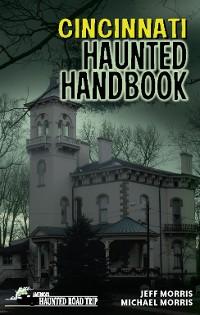 Cover Cincinnati Haunted Handbook