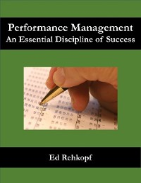 Cover Performance Management - An Essential Discipline of Success