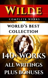 Cover Oscar Wilde Complete Works - World's Best Collection