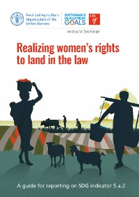 Cover Realizing Women's Rights to Land in the Law