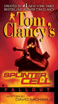Cover Tom Clancy's Splinter Cell: Fallout