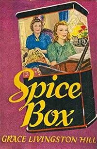 Cover Spice Box