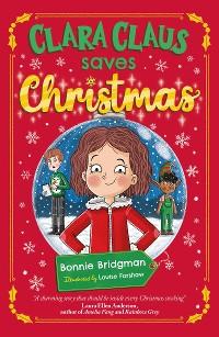 Cover Clara Claus Saves Christmas