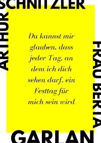 Cover Frau Berta Garlan