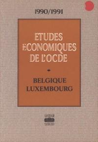 Cover Etudes economiques de l'OCDE : Luxembourg 1991