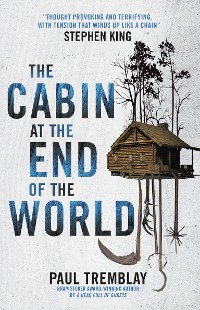Cover The Cabin at the End of the World
