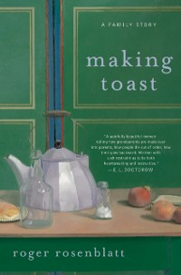 Cover Making Toast
