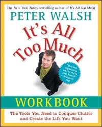 Cover It's All Too Much Workbook