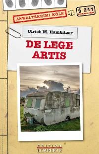 Cover De Lege Artis