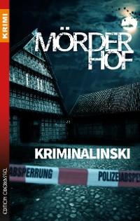 Cover Mörderhof