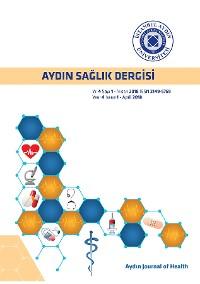 Cover AYDIN SAĞLIK DERGİSİ