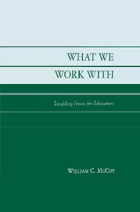 Cover What We Work With