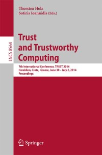 Cover Trust and Trustworthy Computing