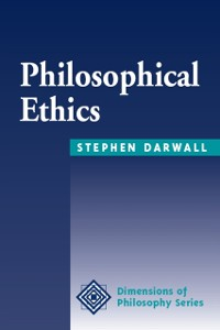 Cover Philosophical Ethics