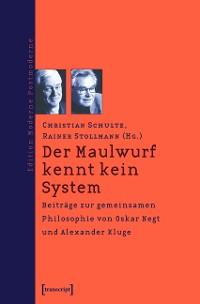 Cover Der Maulwurf kennt kein System